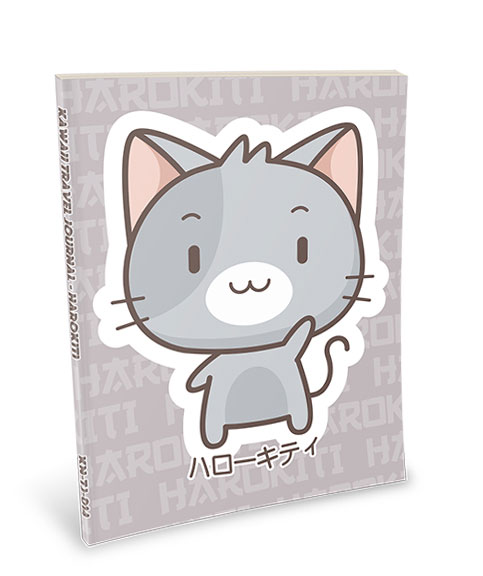 Harokitty - A literal Hello Kitty Notebook